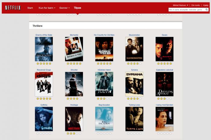 Netflix danmark poldark 8 TV