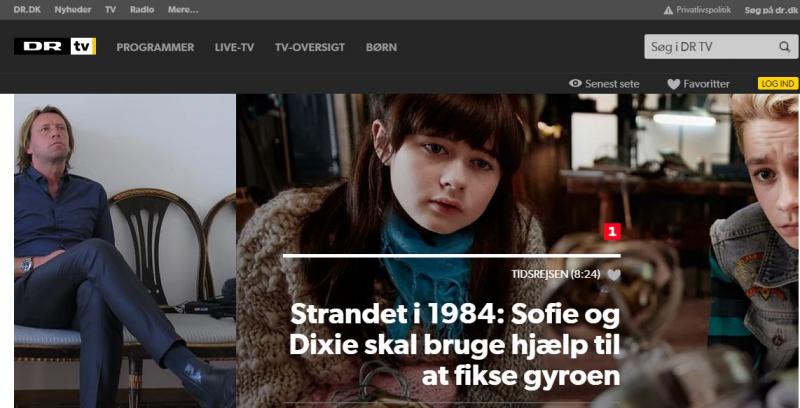 dr dk live tv