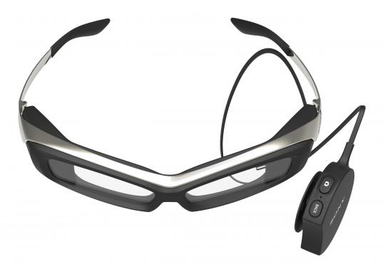 1765e0a50dcf Sony klar med  smart -briller - koster det halve af Google Glass -  Computerworld