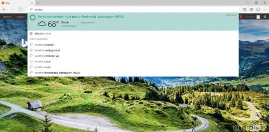 art nu kommer den foerste store windows opdatering det kan du vente dig