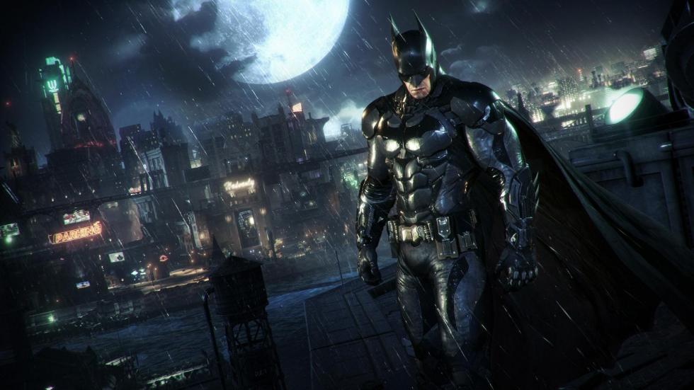 slår batman og catwoman op
