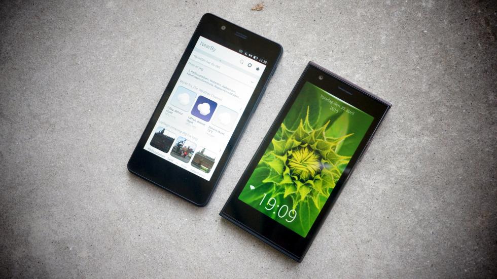Alternativer til iOS, Android og Windows Phone: Vi har testet Jolla