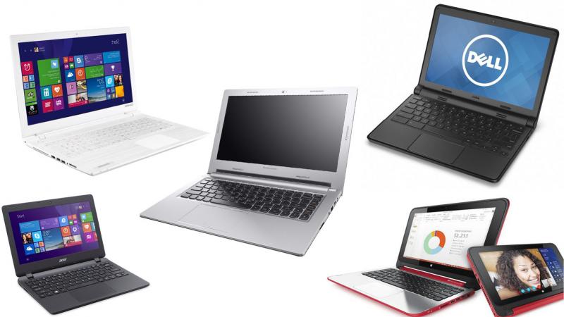 Afholte Fem bærbare computere der ikke koster en formue - Computerworld LV-08