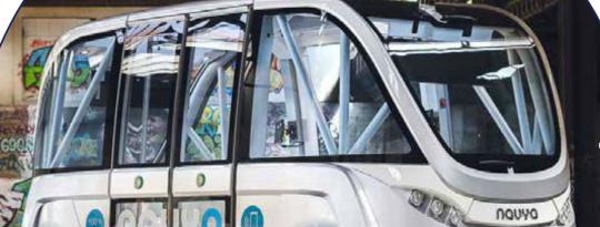 Dansk kommune på vej med selvkørende bus - kan blive den første i Danmark - Computerworld