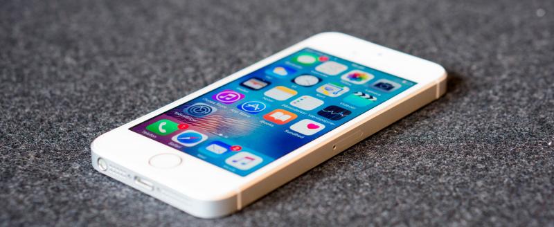 Dejlig Det skal du gøre for at få skiftet dit (måske slidte) iPhone UB-02