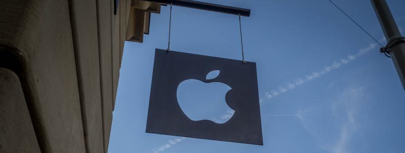 Apples aktiekurs slår alle rekorder  Når højeste niveau nogensinde på  forventning om nyt produkt efc8378536040