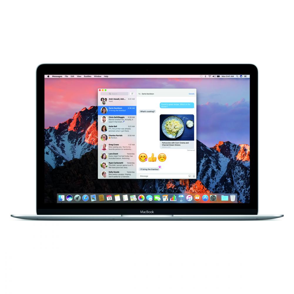 nyt styresystem til mac