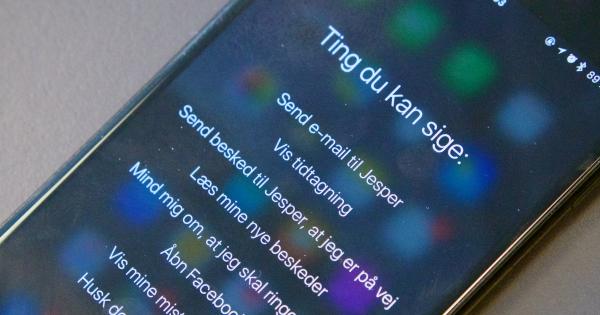 Derfor er Apples Siri sakket bagud i forhold til Google og Amazons tale-assistenter