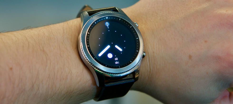 0166e617 Test af Samsung Gear S3: Muligvis det bedste smartwatch på markedet -  Computerworld