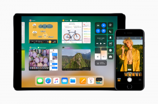 ipad problemer efter opdatering