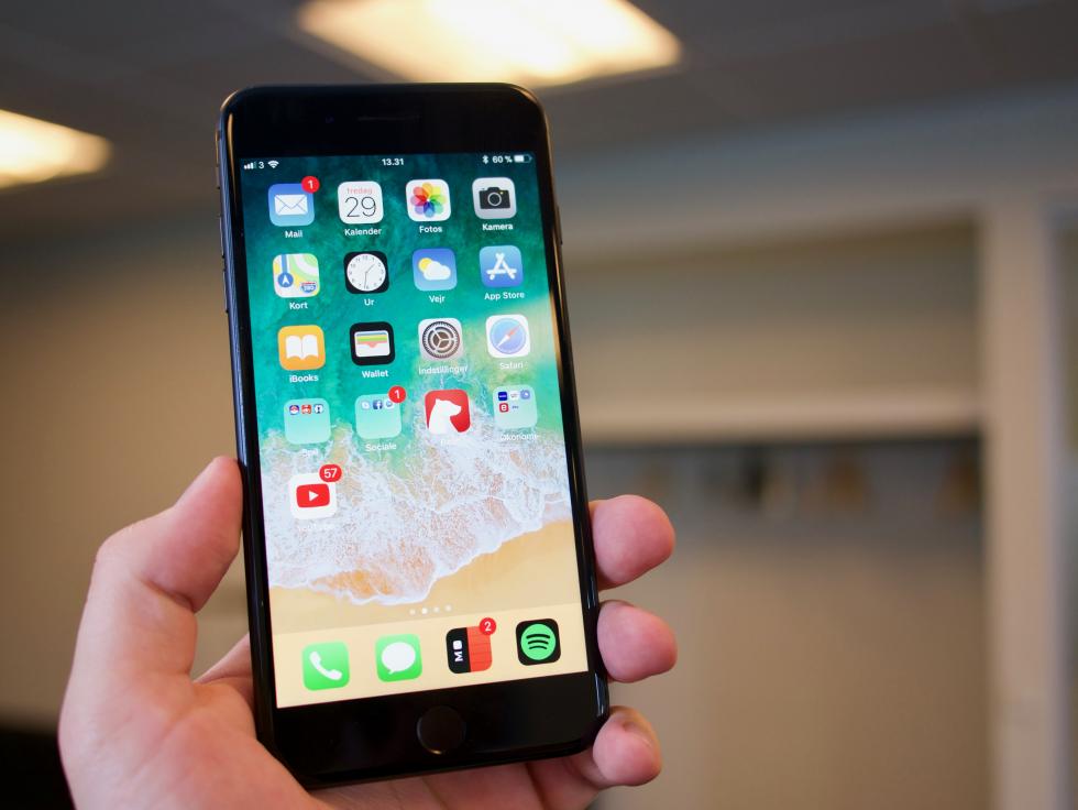 iphone 8 eller iphone x test