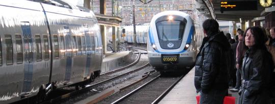 togtrafik sverige