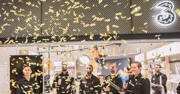 3 fortsætter kundevækst: 17.000 nye kunder i tredje kvartal