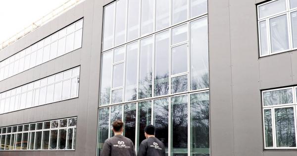 Velkommen til Futurebox: DTU på trapperne med rugekasse for it-iværksættere fra den tungeste klasse