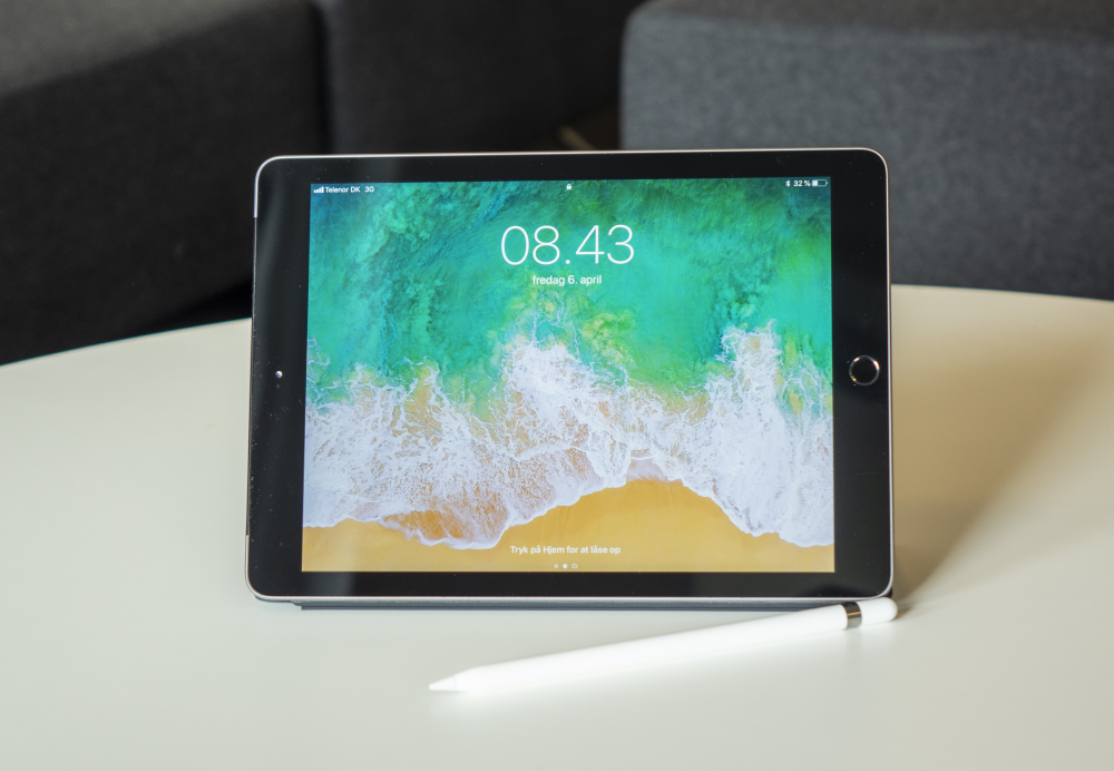 5ebb8d4af5a Test af Apples splinternye iPad: Fremstår som andensorteringen af et ...