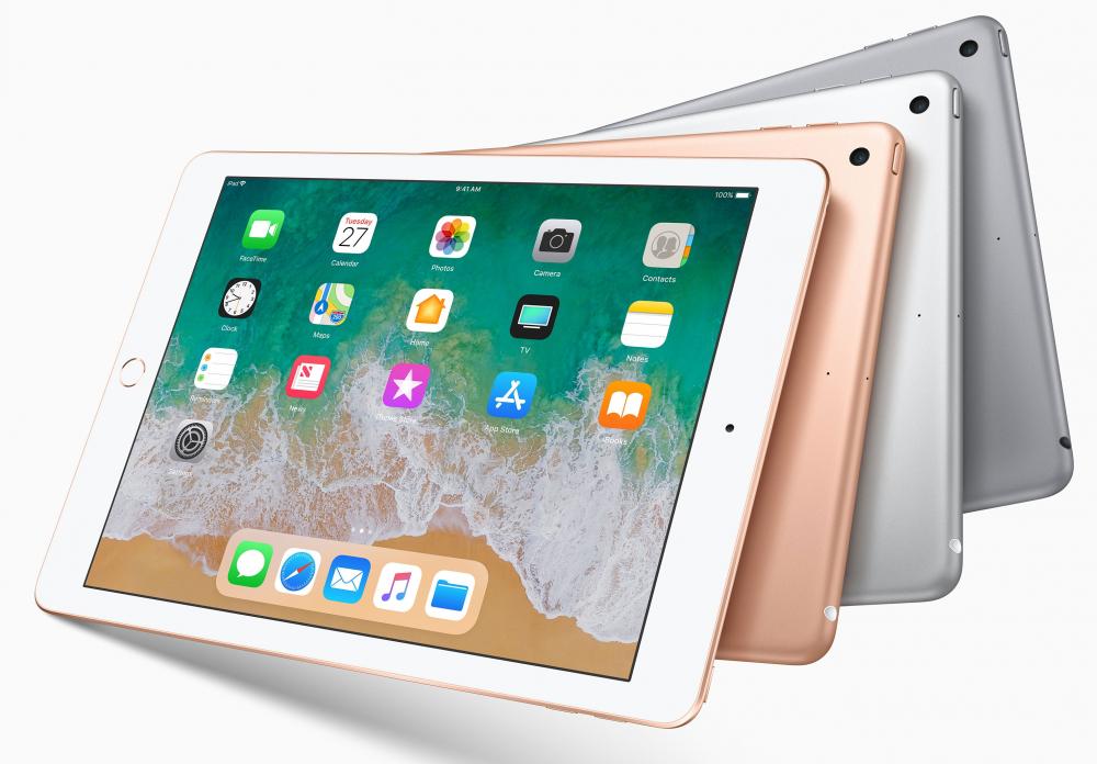2609180928e Ja, den ligner umiskendeligt sig selv, den nye iPad. Den er faktisk en tro  kopi af forgængeren.