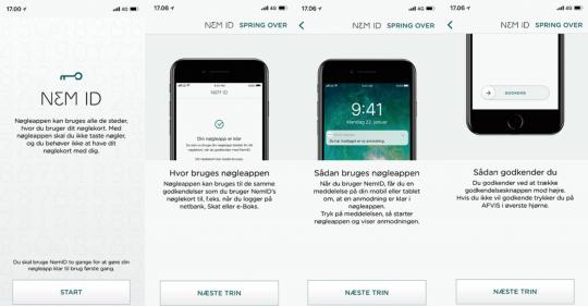 nøglekort app