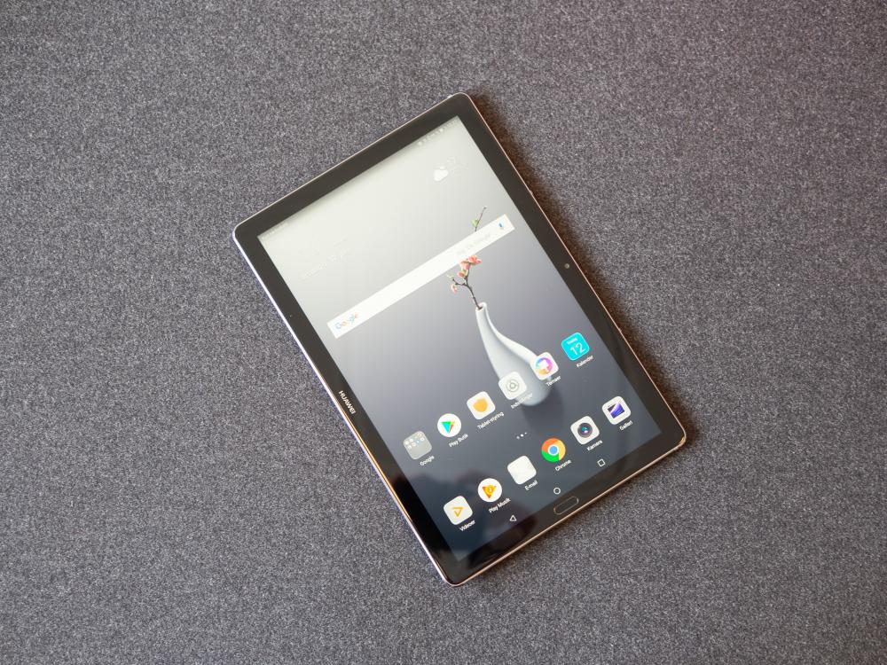 e04160512c5 Test: Huaweis MediaPad M5 tablet er det bedste alternativ til en ...