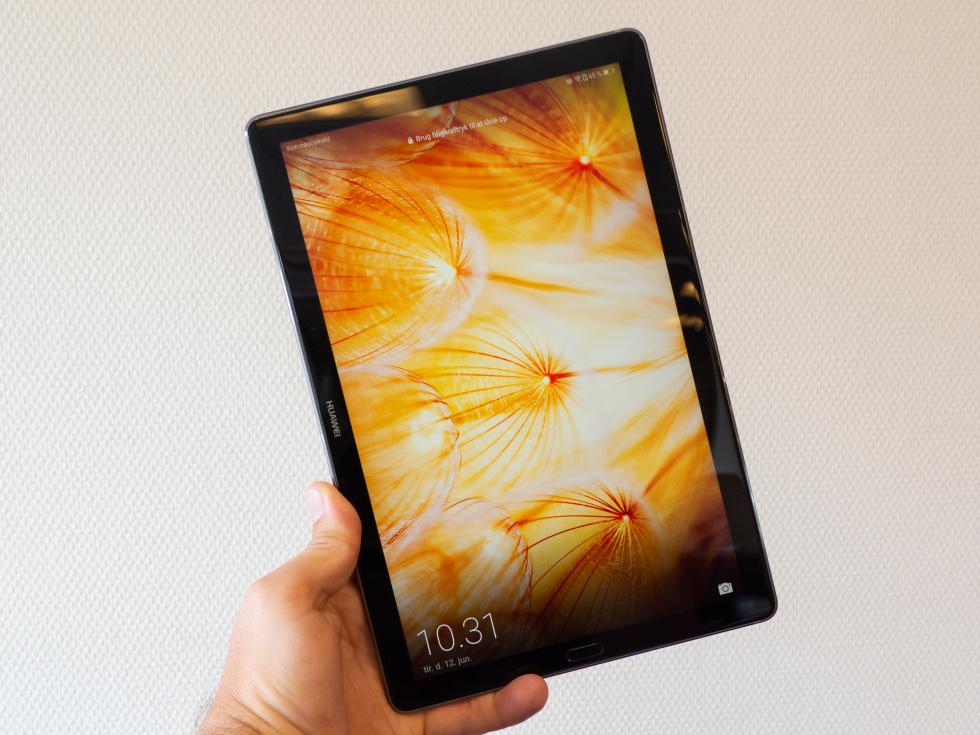 d417517a6a7 Test: Huaweis MediaPad M5 tablet er det bedste alternativ til en iPad netop  nu – det er dog ikke altid godt nok - Computerworld