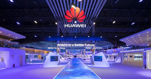 Huawei truede den danske statsminister i spil...