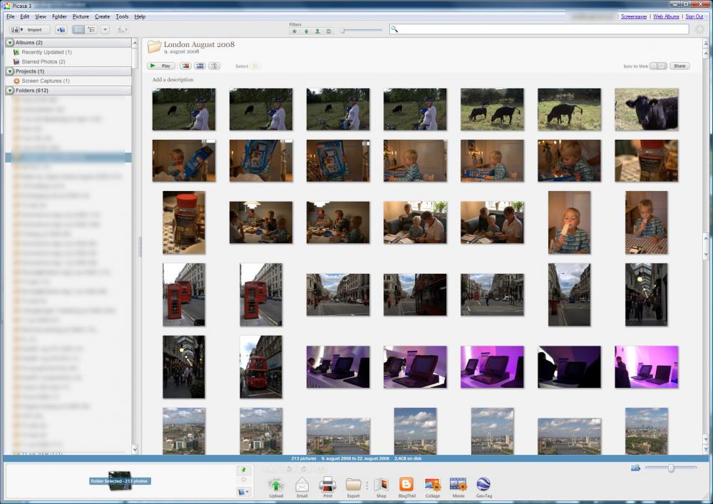 Download: Picasa 3 - suveræn fotoorganisering - Computerworld