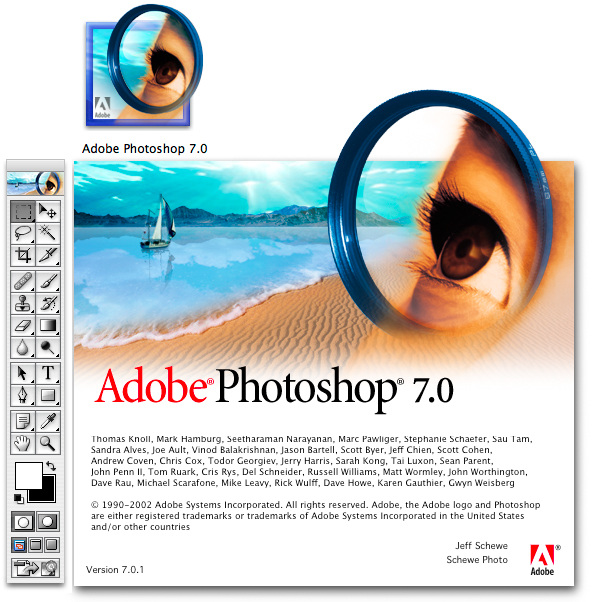 Complete List of Photoshop Tutorials Available As PDFs