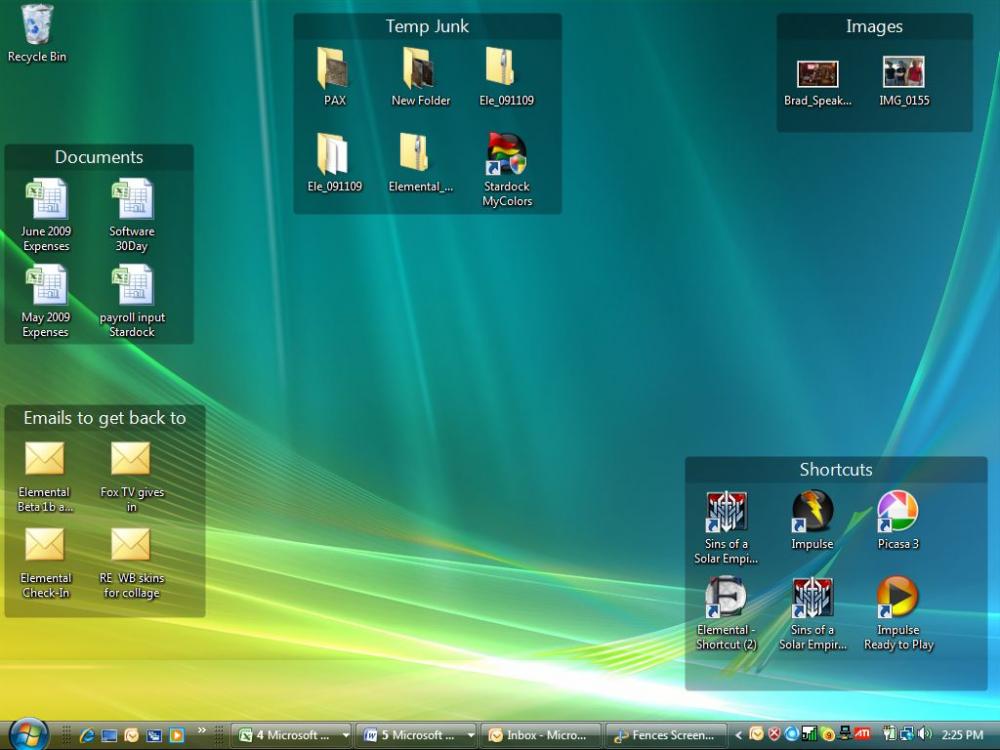 Fabelaktig Download: Få et mere overskueligt Windows-skrivebord - Computerworld SH-86