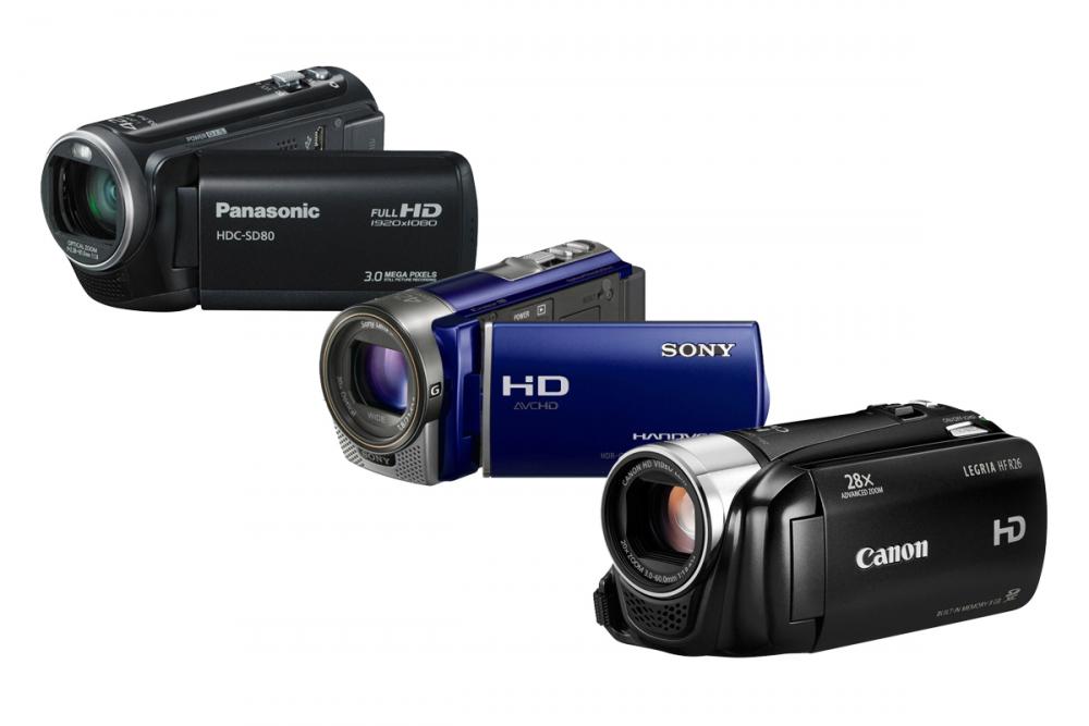 Indfang livet med Sonys HD videokameraer, fra Actioncams til optagekikkerter.