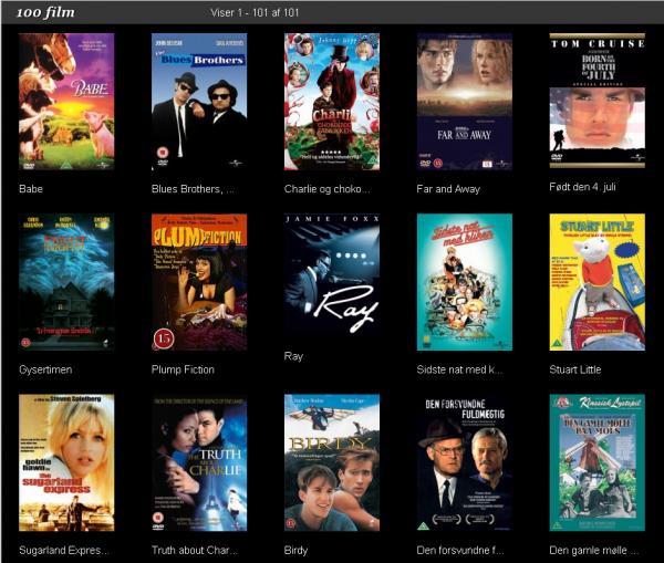 gratis film på yousee
