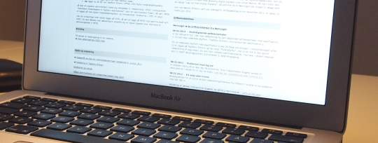 elektronisk underskrift mac