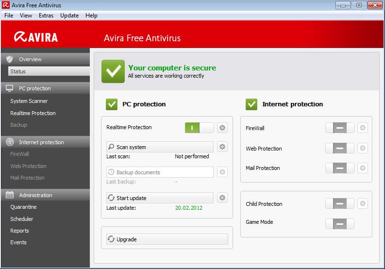 bedste gratis antivirus