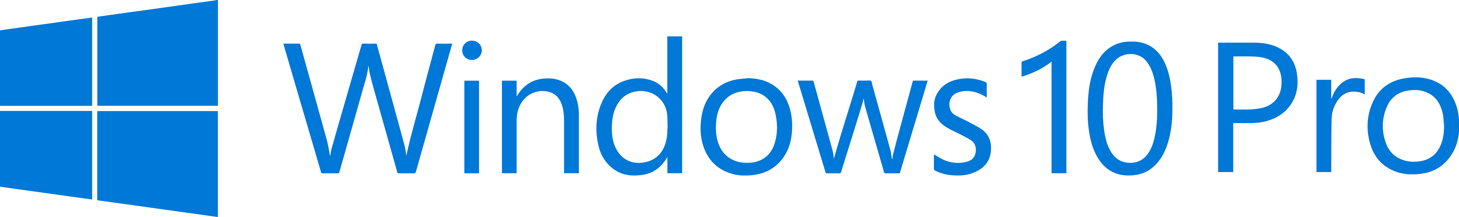 Windows 10 pro logo